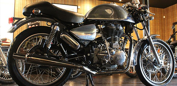 Мотоцикл Royal Enfield Continental
